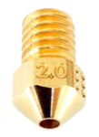 3D Solex 2.0mm Matchless nozzle