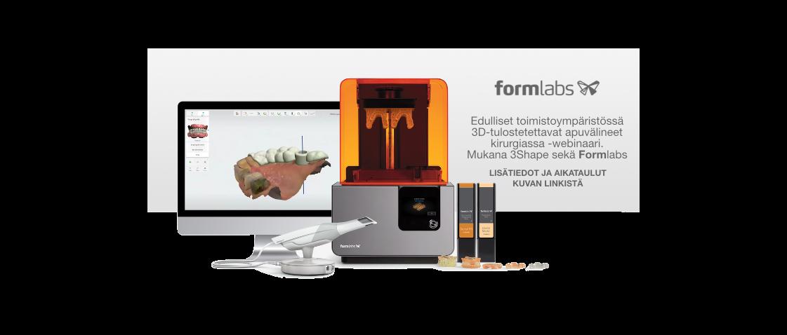 Ultimaker Essentials, Osa 1 - 3D-Tulostus.Fi