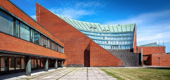 Aalto Yliopisto Otaniemi